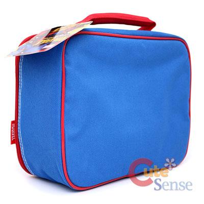 Lunch Bags on Spiderman School Large Backpack Lunch Bag Set Slinger   Ebay