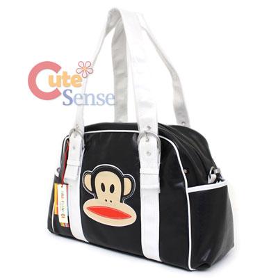 Paul Frank Diaper Bag Black Cute Duffle Bags on Paul Frank