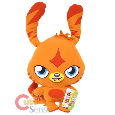Moshi Monsters Katzuma Cuddle Pillow Large Plush Doll
