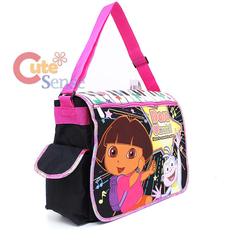 Dora The Explorer Backpack Contents Dora The Explorer School
