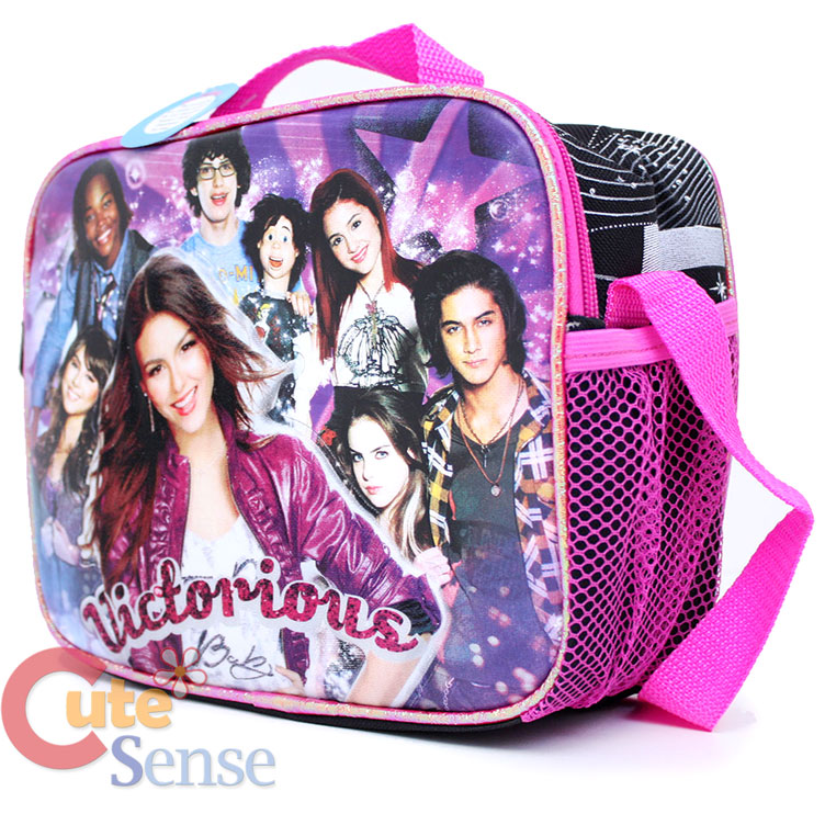 Victorious Victoria Justice School Lunch Bag Insulated