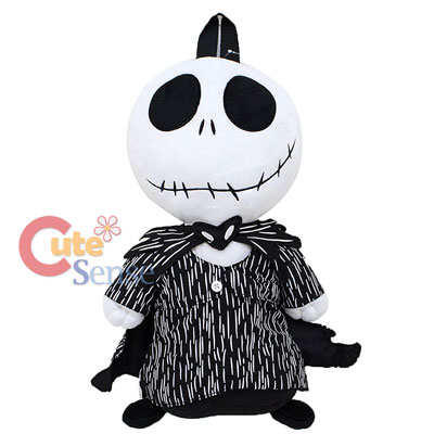 Nightmare Before Christmas Jack Plush Backpack Plush Doll Costume Bag 1.jpg
