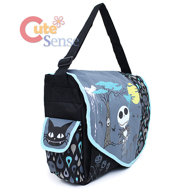Nightmare Before Christmas Baby Jack School Messenger Bag 2.jpg