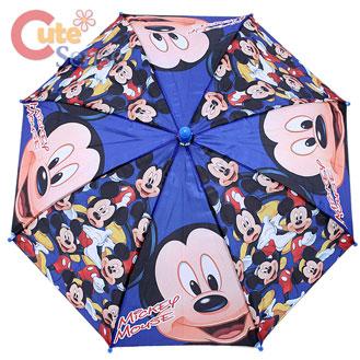 ce4ad33882c8c Disney Mickey Mouse Kids Umbrella -Faces