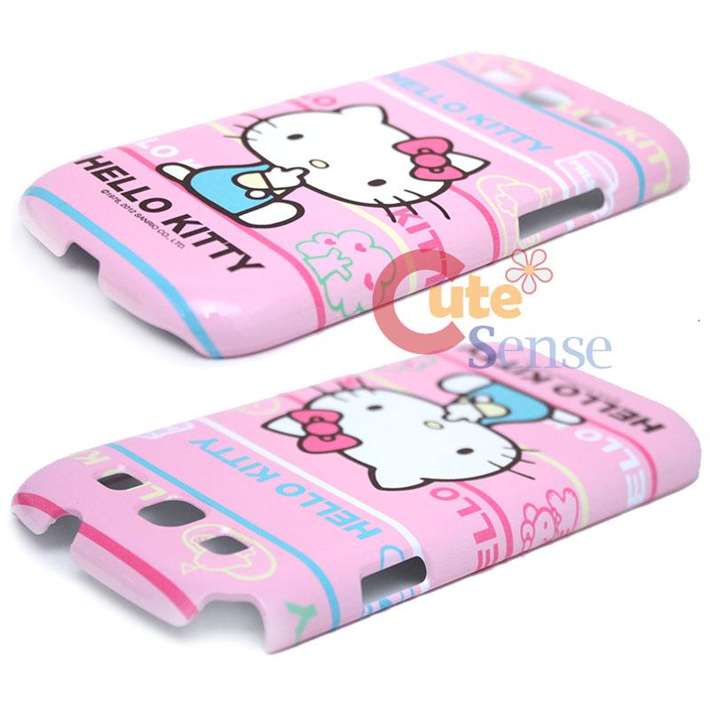 Samsung Galaxy S3 Hello Kitty Wallet Case | eBay |Samsung Galaxy S3 Mini Case Hello Kitty