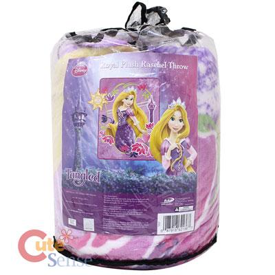Disney Princess Tangled Rapunzel Plush Mink Blanket Raschel Throw Interesting Rapunzel Throw Blanket