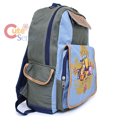Winnie The Pooh Friends School Large Backpack Book Bag 3.jpg