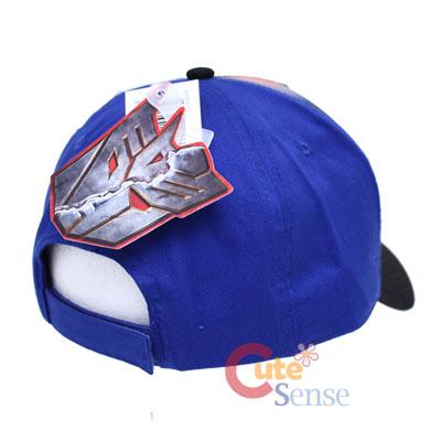a6275be1c Transformer Optimus Prime Action Baseball Cap Kids Hat