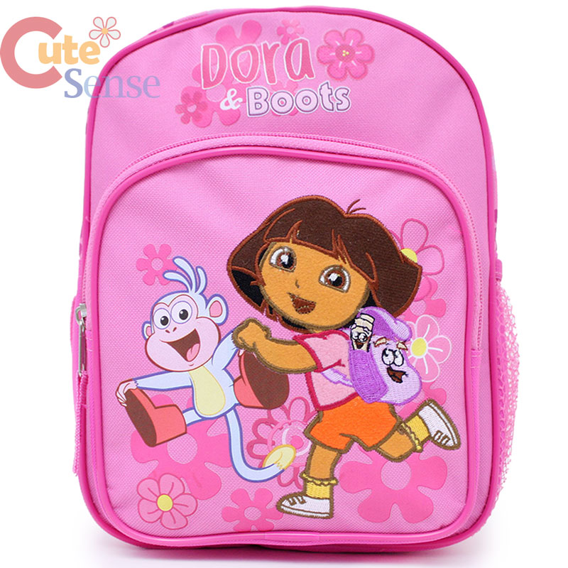 Dora The Explorer Backpack Contents Dora The Explorer dora Small