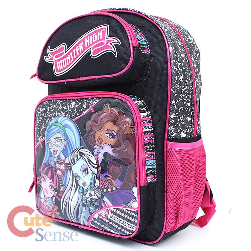 Monster High Large School Backpack Lunch bag Set 2.jpg