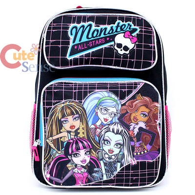 Monster High In Plastic Canvas 2015 | Personal Blog