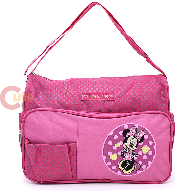 Minnie Mouse Diaper Bag Disney Baby Min...