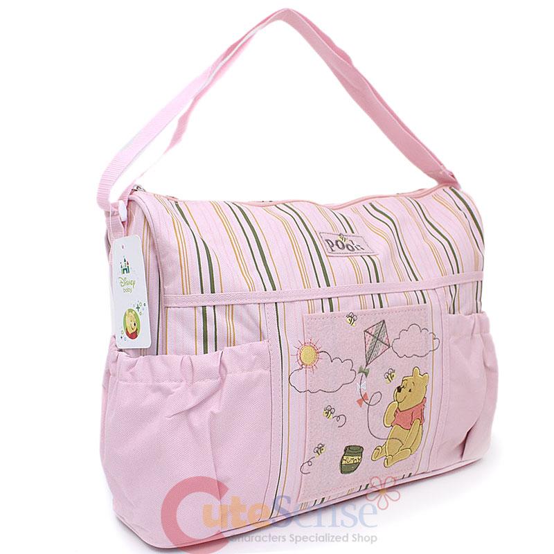 Winnie The Pooh Diaper Bag Backpack Disney Characters ...  Winnie The Pooh Baby Bag