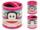 Paul Frank Julius  Pencil Holder / Organizer Can - Pink 4""