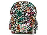 Colorful  Leopard Animal Prints School Bag - Backpack