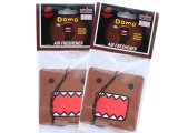 Domo Kun Car- Auto Hanging Air Freshener -Face (2pc)