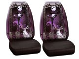 Nightmare Before Christmas Jack Car Seat Cover Set
