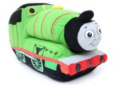"Thomas Tank Engine Percy Plush Doll Cuddle Pillow/Cushion -20"" XL"