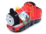 Thomas Tank Engine James Plush Cuddle Pillow/Cushion -22in XL