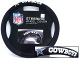 Dallas Cowboys Car/Truck Steering Wheel Cover -Mesh Sports