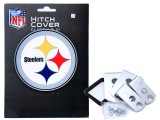 NFL Pittsburgh Steelers Trailer/Truck Logo Hitch Cover