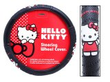 Sanrio Hello kitty Auto Steering Wheel Cover -Big Kitty
