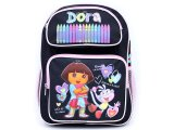 Dora The Explorer Dora & Boots School Backpack : Medium 14in