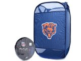 NFL Chicago Bears Pop-Up Hamper Laundry Bag