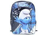The Smurfs  School Backpack / Smurf Bag :16in Large