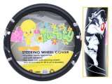 Looney Toon Sylvester Auto Car Steering Wheel Cover