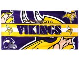 NFL Minnesota Vikings  Beach, Bath Towel