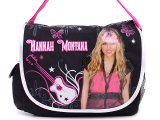 Disney Hannah Montana Messenger Bag-School Bag :Guitar