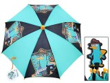 Phineas and Ferb Agent P  Kids Umbrella