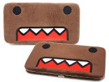 Domo Kun Plush Hinge  Wallet - Check Book Flat Wallet
