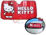 Hello Kitty Front Window Sun Shade /Windshield Shade : Core