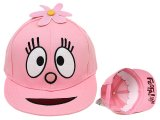 Yo Gabba Gabba Foofa Flat Bill Cap Hat (Adjustable)