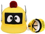 Yo Gabba Gabba Plex Flat Bill Cap Hat (Adjustable)