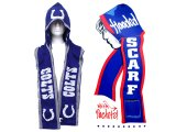 NFL Indianapolis Colts Hooded Knit Scarf w/Pocket