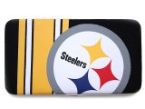 NFL Pittsburgh Steelers Hinge Wallet / Flat Wallet
