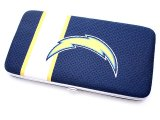 NFL San Diego Chargers Hinge Wallet / Flat Wallet