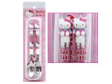 Sanrio Hello Kitty Spoon & Fork Set w/Case