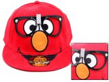 Sesame Street Elmo Nerd Glasses Flex Fit Hat:Teen/Adult