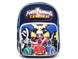 "Power Rangers School Backpack /10"" Toddler Bag :Samurai"