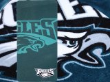 NFL Philadelphia Eagles Beach, Bath Towel