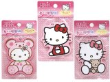 Sanrio Hello Kitty Car- Auto Hanging Air Freshener : 3Pc Set