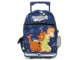 "Scooby Doo and Shaggy Roller School Backpack/Bag :16"" Large"