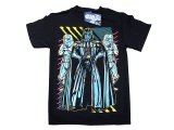Star Wars Men's T-Shirt :Empire Neon -XL