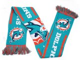 NFL Miami Dolphins Kinnited Scarf
