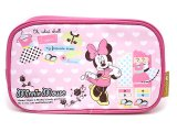 Disney Minnie Mouse Cosmetic Bag /Pencil Pouch Bag  -Pink Love