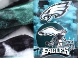 NFL Philadelphia Eagles Twin Plush Blanket
